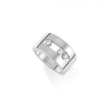 Messika, Move Joaillerie Medium Diamond Ring