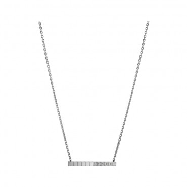 Chopard, Ice Cube Pure Necklace