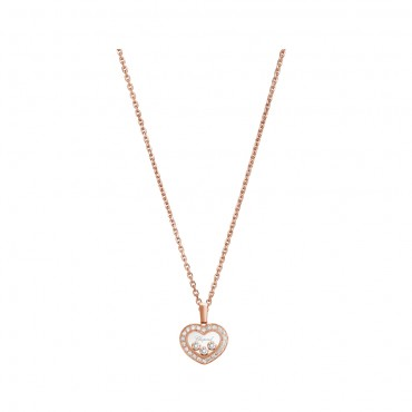 Chopard, Happy Diamonds Icons Pendant