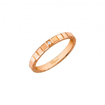 Chopard, Ice Cube Pure Ring