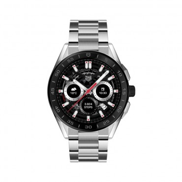 TAG Heuer, Connected  Mens  Steel Smartwatch
