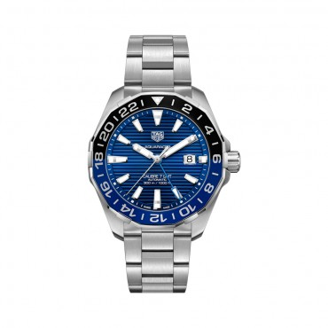 TAG Heuer, Aquaracer  Calibre 7 GMT Automatic...