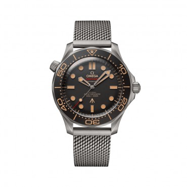 Omega,  Seamaster Diver 300 James Bond Watch