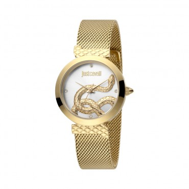 Just Cavalli, Snake Dial Watch