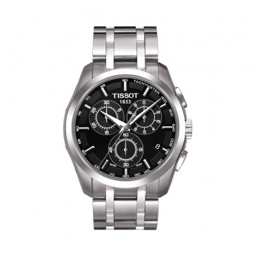 Tissot, Couturier Chronograph Watch