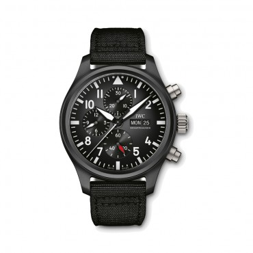 IWC, Pilot's Watch Chronograph Top Gun