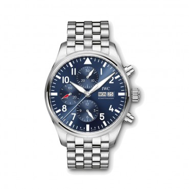 "IWC, Pilot's Watch Chrono Edition ""Le Petit..."